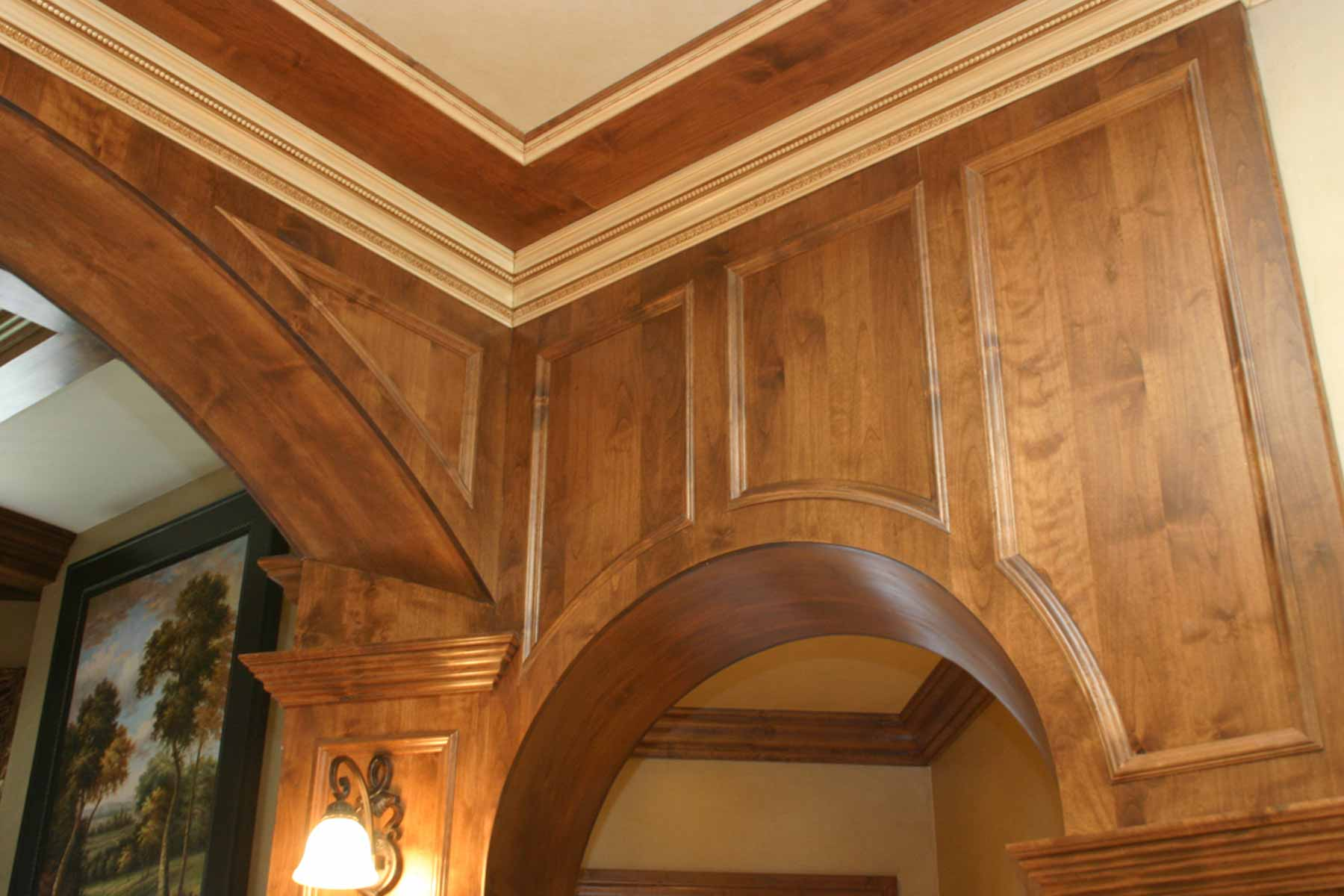 Mountain Millwork Ceiling