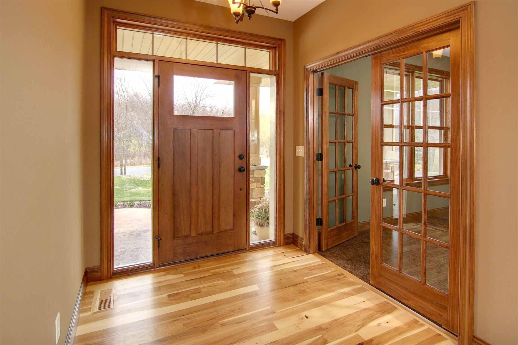 Mountain Millwork Front Door