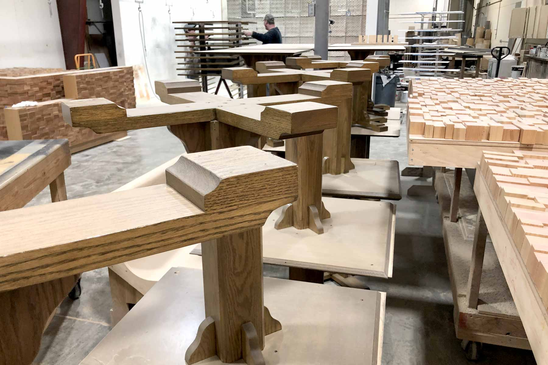Mountain Millwork Custom Tables