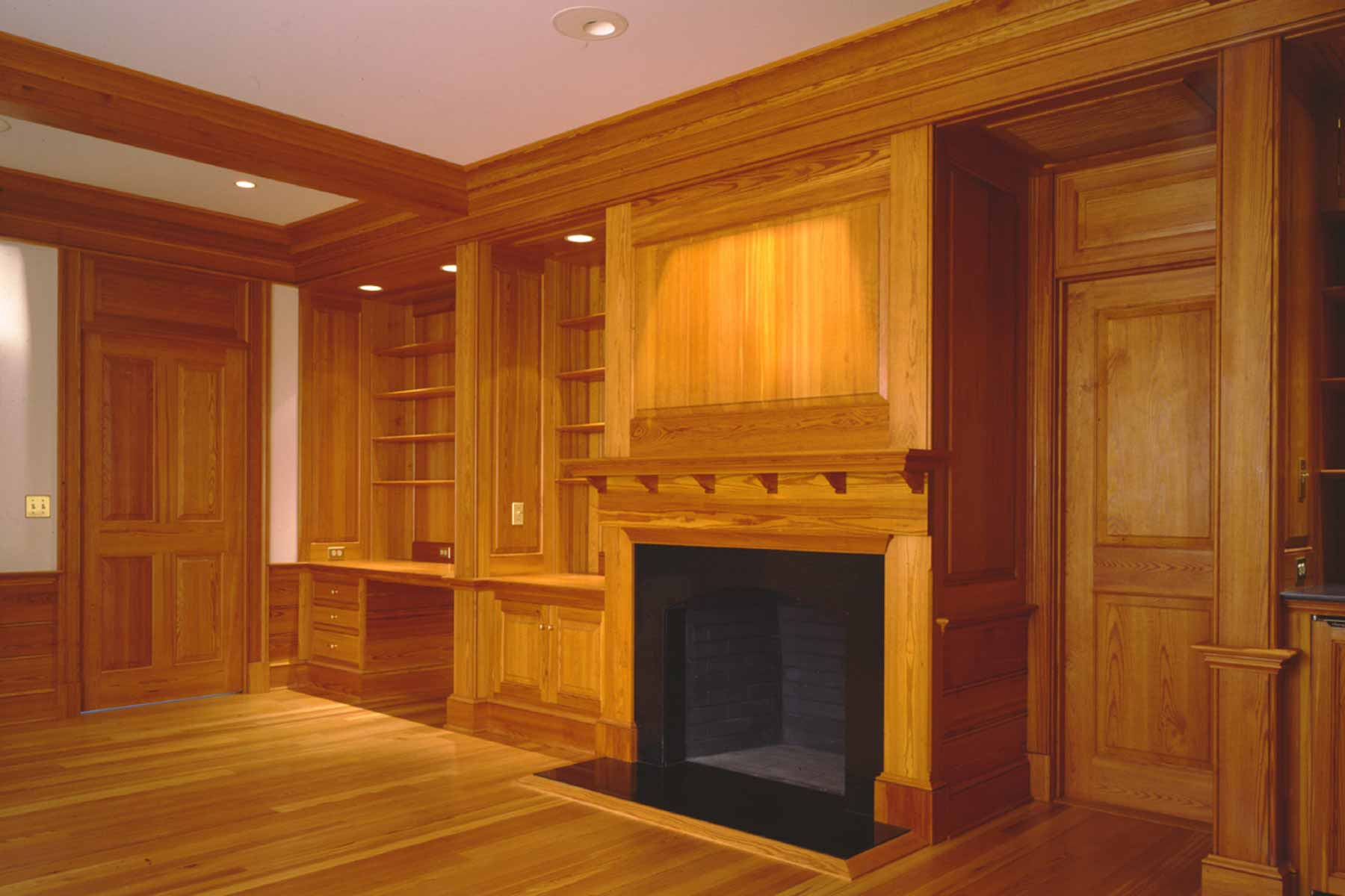 Mountain Millwork Living Room