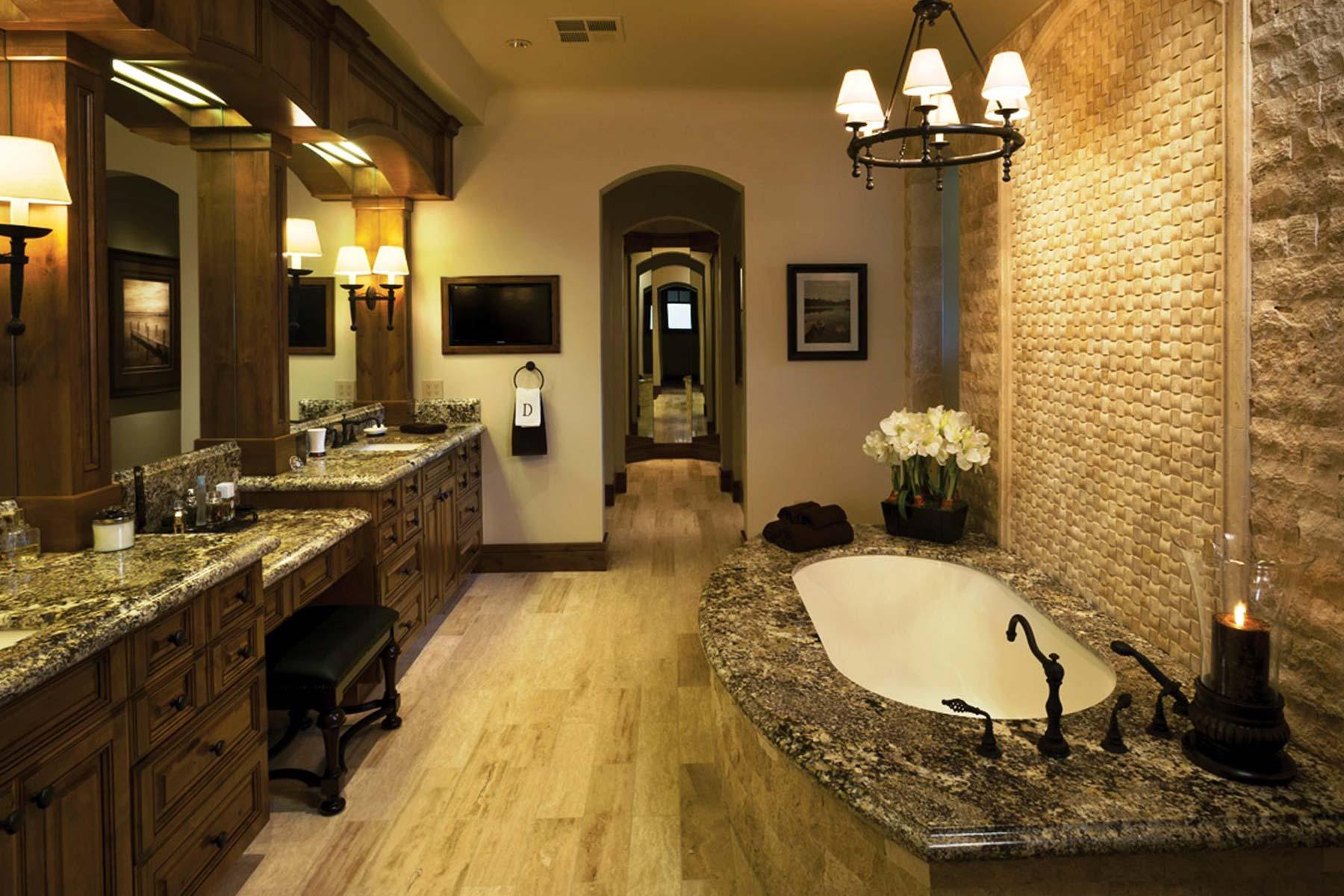 Mountain Millwork Custom Bathroom