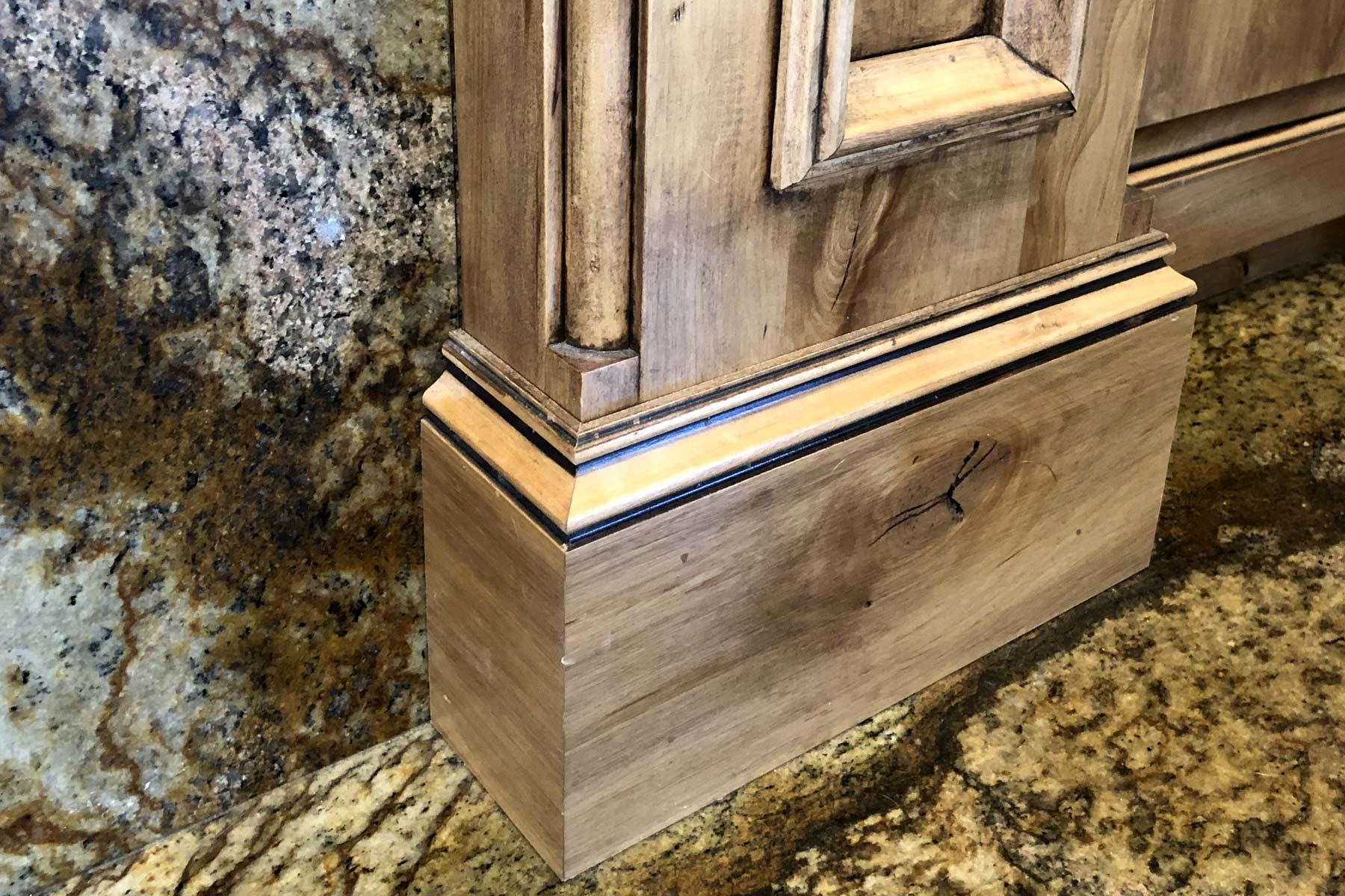 Mountain Millwork Custom Moulding